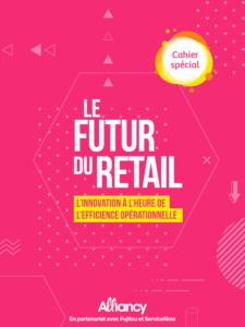 Futur du Retail, Agency et FUjitsu, Transformation digitale
